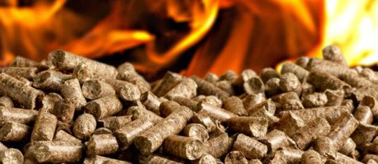 chauffage a granules de bois