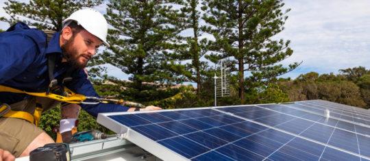 installateur de panneaux photovoltaïques solaires à Lyon