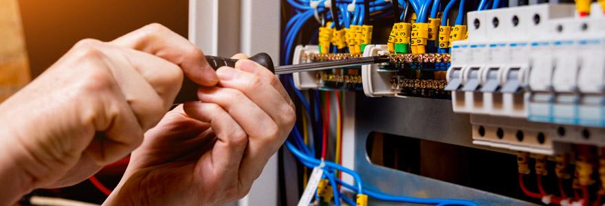 Faire appel à une entreprise d'électricité