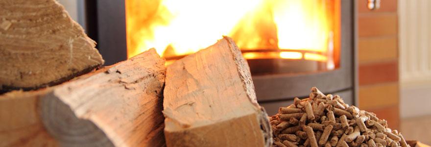 Poêles à granulés de bois